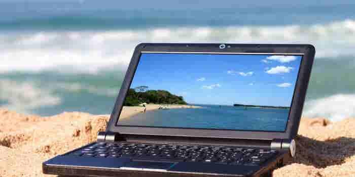 Cómo cuidar tu laptop fuera de la oficina