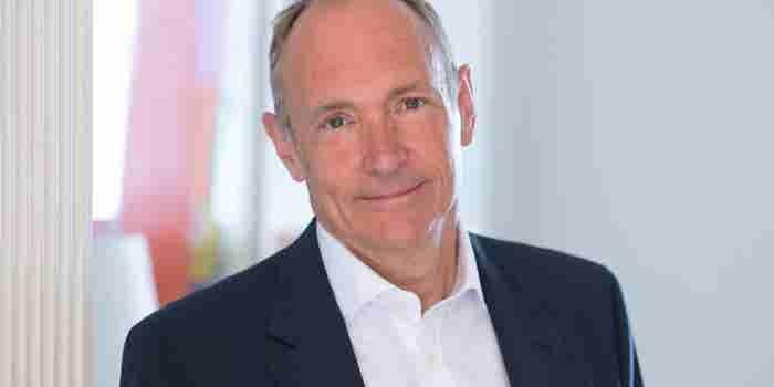Web Pioneer Tim Berners-Lee Wins Computing's Highest Award