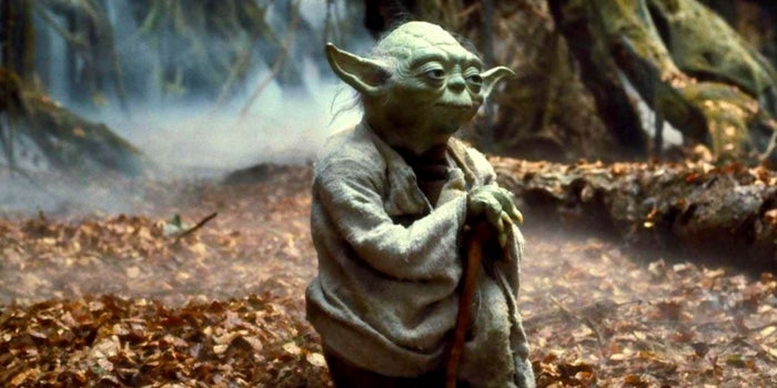 3 Lessons About Mental Toughness You Can Learn From Yoda