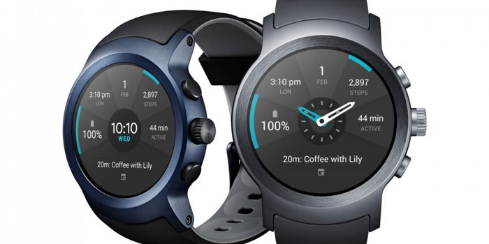 LG Partners With Google For The First Android Wear 2.0 Watches