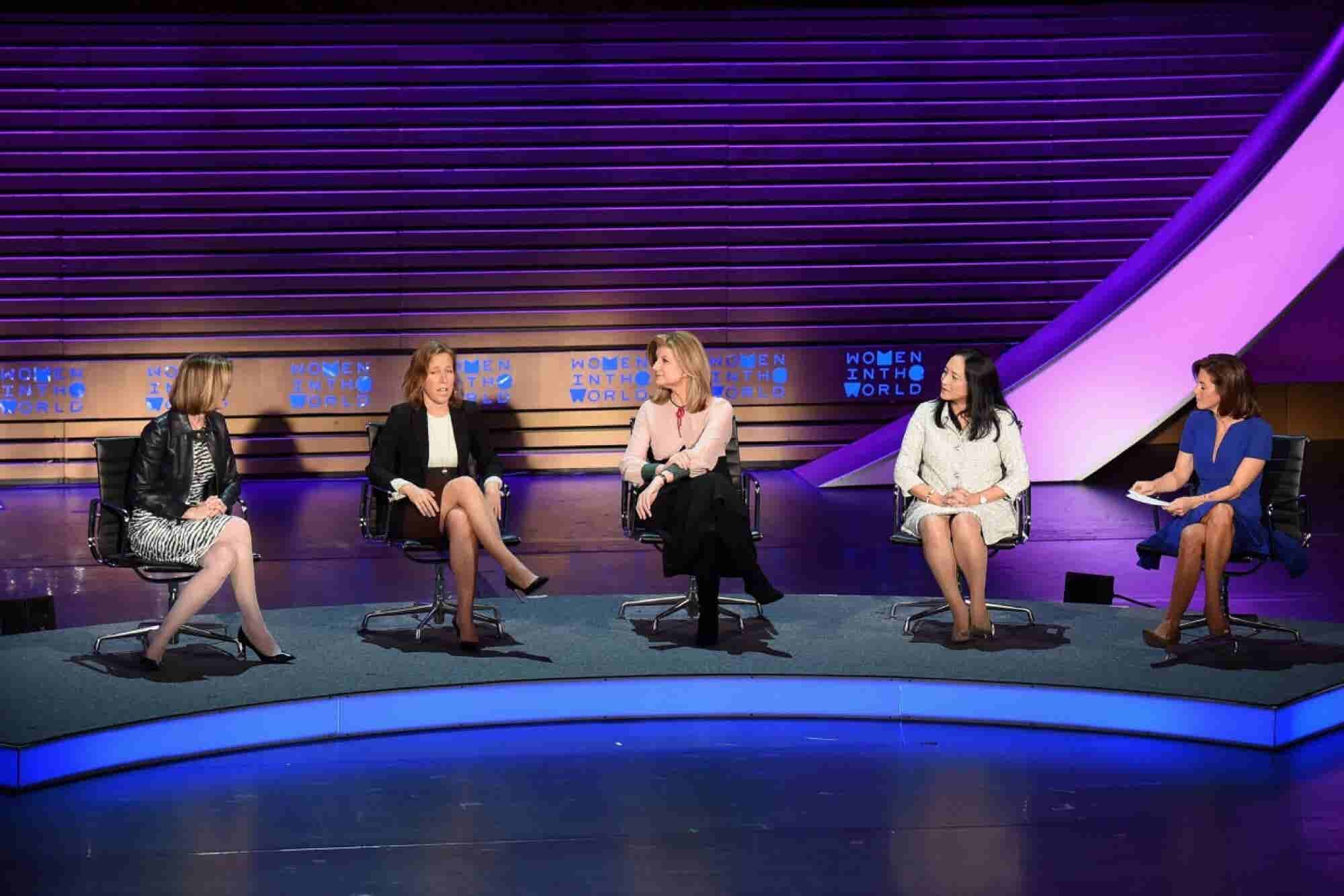 Breaking the Glass Ceiling Starts With Changing Workplace Culture