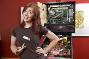 How This Female Inventor Succeeded in Male-Dominated Industries