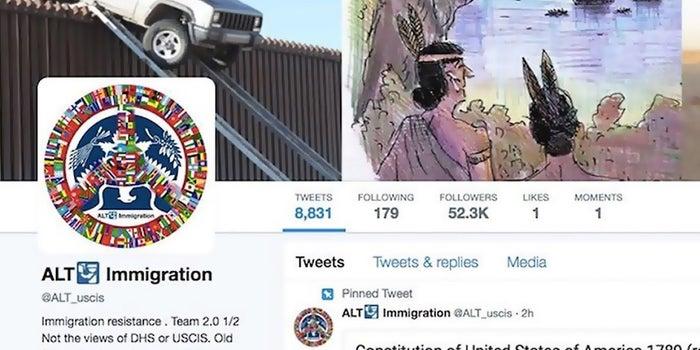 Feds, Seeking Twitter Account Data, Get Lawsuit Instead