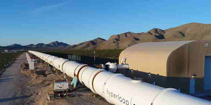 Ready to Ride? Hyperloop One Completes Testing Tube.