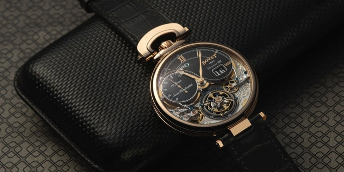 The Executive Selection: Bovet