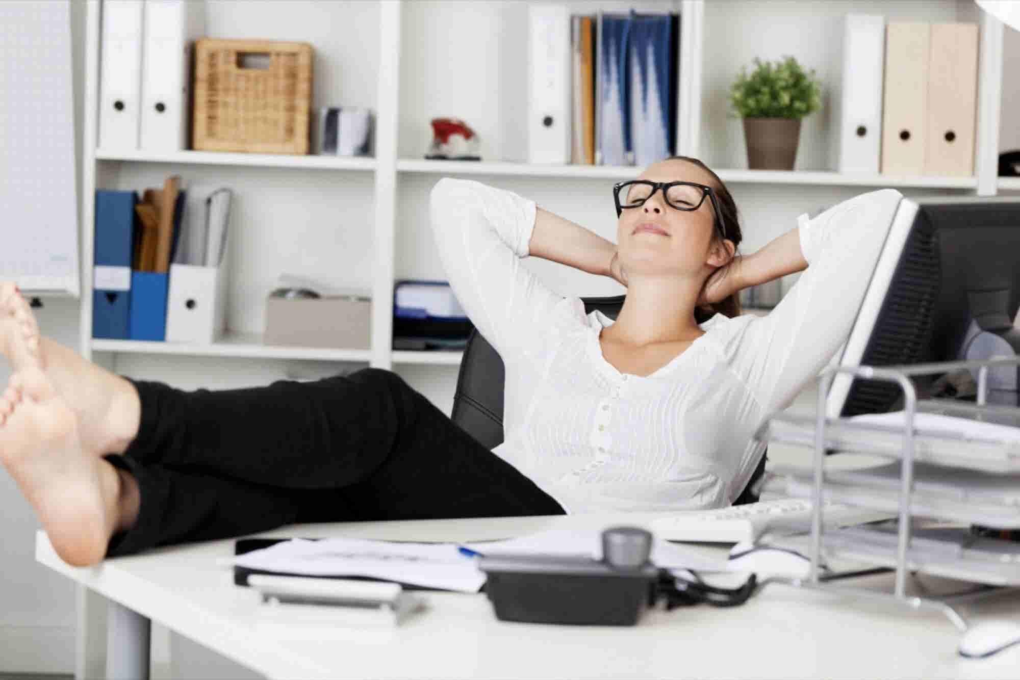 10 tips para trabajar menos y hacer más
