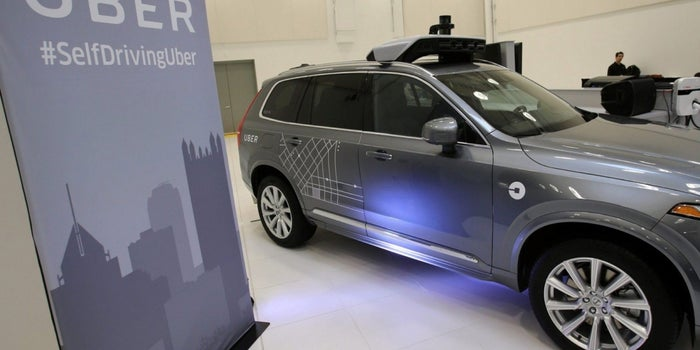 Uber's Legal Defense: Waymo Does LiDAR Better, for Now