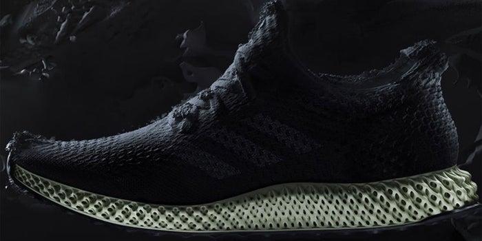 Nab an Adidas 3D-Printed Sneaker This Fall