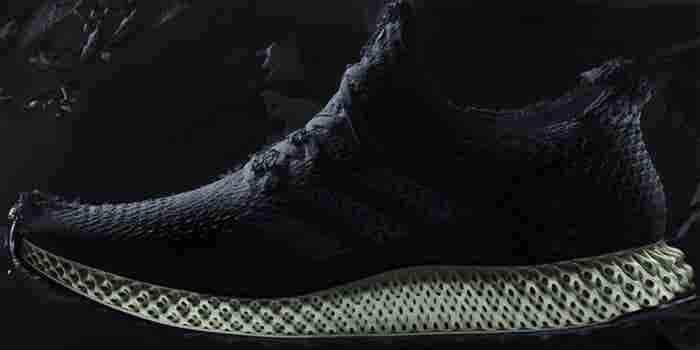 Nab an Adidas 3D-Printed Sneaker This Fall