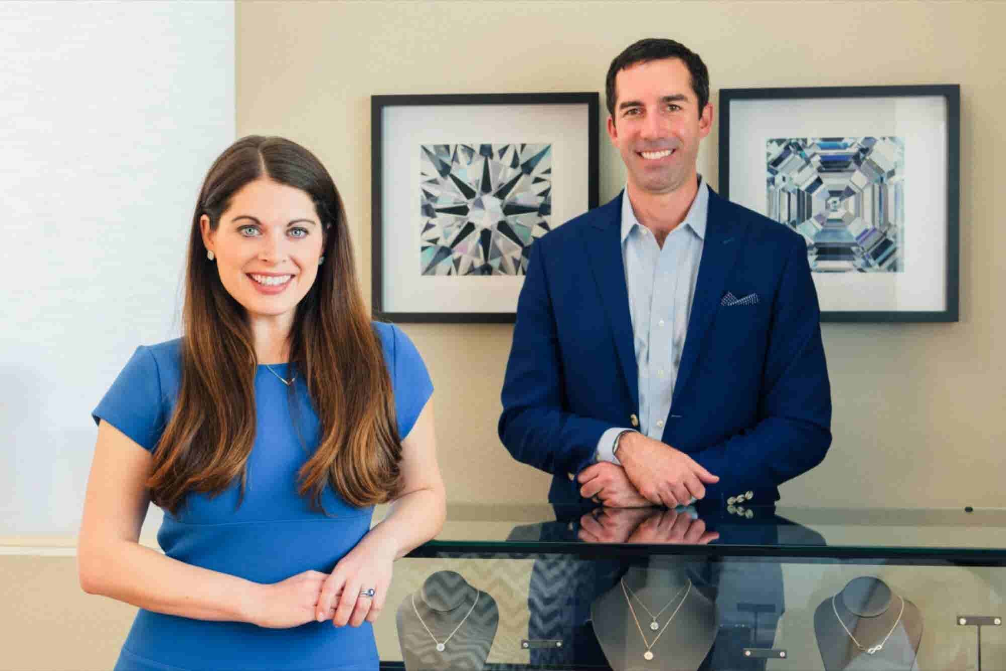 For This Entrepreneur Couple, Some Days Are Diamonds and Some Days Are Rocks