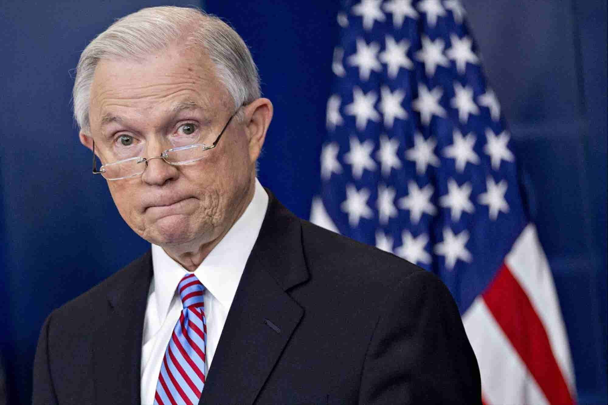 Most People in Attorney General Jeff Sessions's Home State Want to Leg...