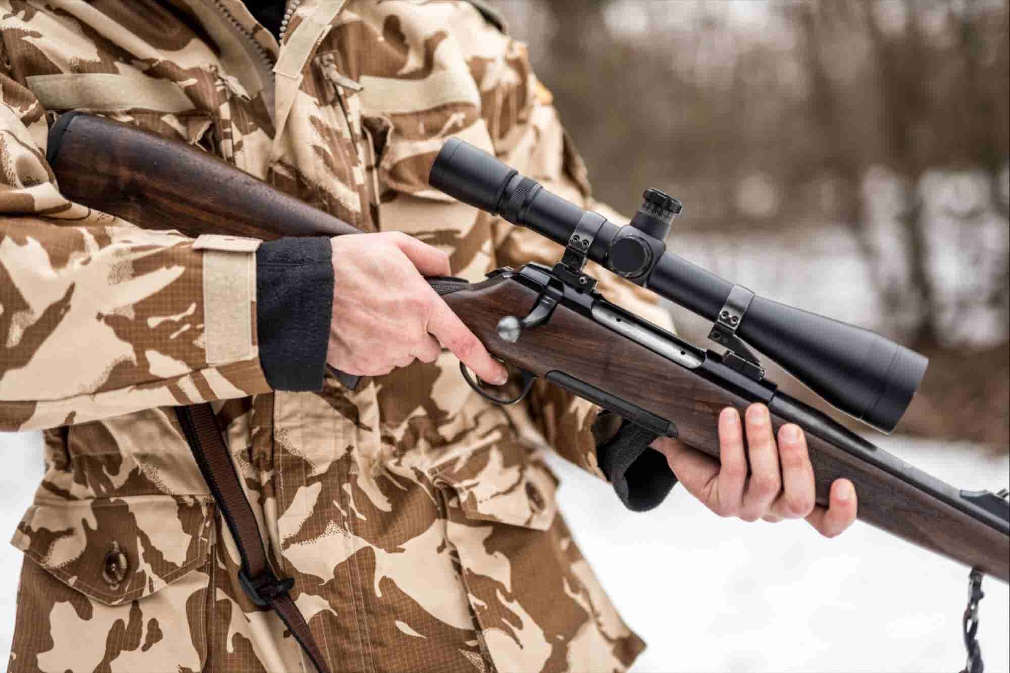 3 Focus Tips I Learned From Shooting a Sniper Rifle With a Psychologist and a Navy SEAL