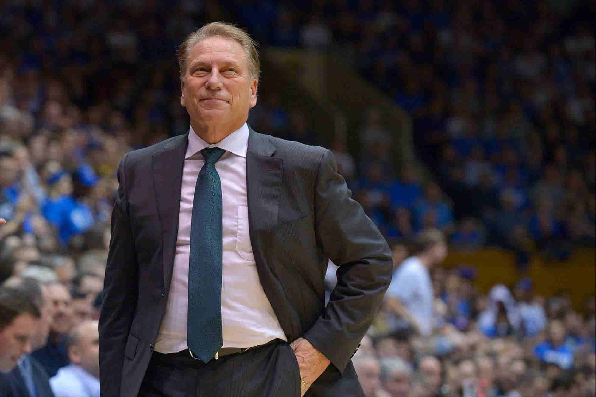 What One CEO Learned From His Old Coach, Tom Izzo