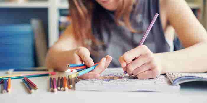 True Colors: What Your Team Members Reveal by Coloring, Yes, Coloring