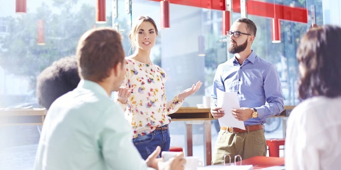 How Team Review Meetings Can Increase Collaboration