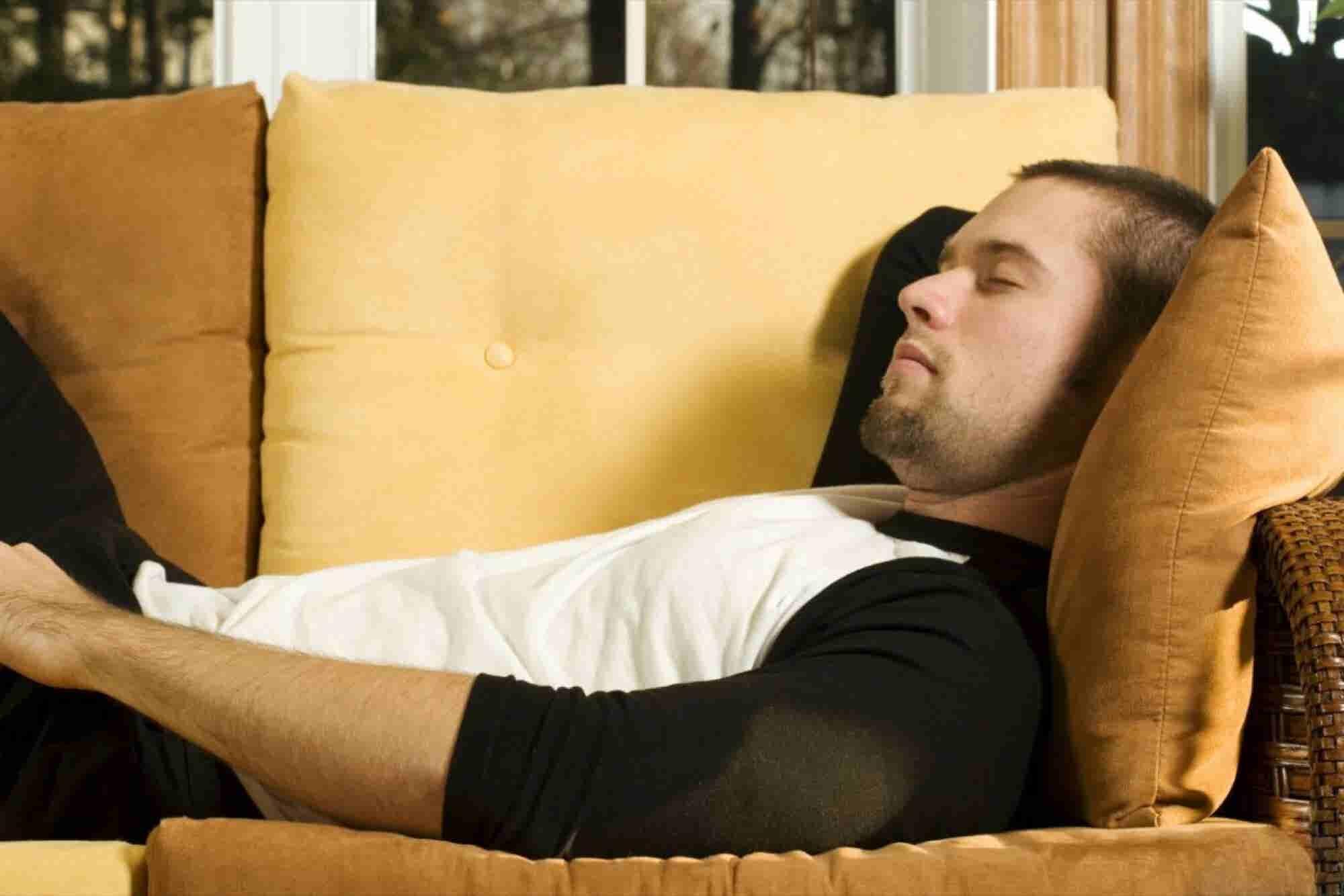 Atrévete a emprender con lugares para dormir la siesta