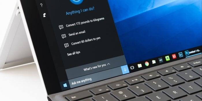 Windows 10 Setup Now Has Voice Commands
