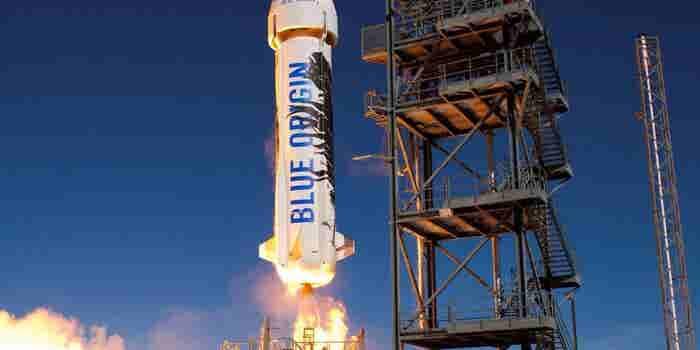 Blue Origin Space Tourists Won't Get Bathroom Breaks