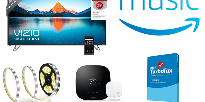 Bonus $10 Credit With Free Amazon Unlimited Trial, Last Chance on Tax Prep Discounts, Plus More Deals