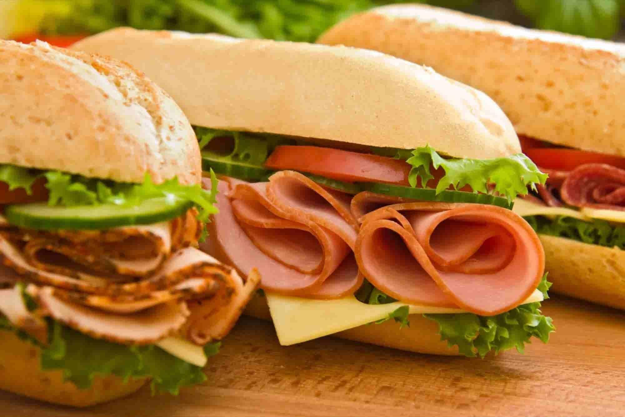 The Top 10 Sandwich Franchises