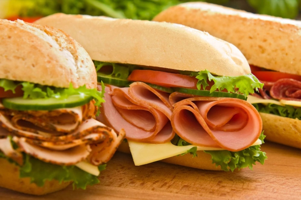 The Top 10 Sandwich Franchises of 2012
