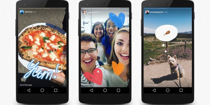 Instagram Stories Is Now More Popular Than Snapchat