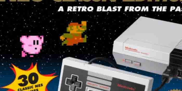 Ahora sí será de colección: Nintendo cancela el NES Classic Edition