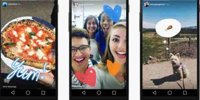 Ahora las Instagram Stories son más populares que Snapchat