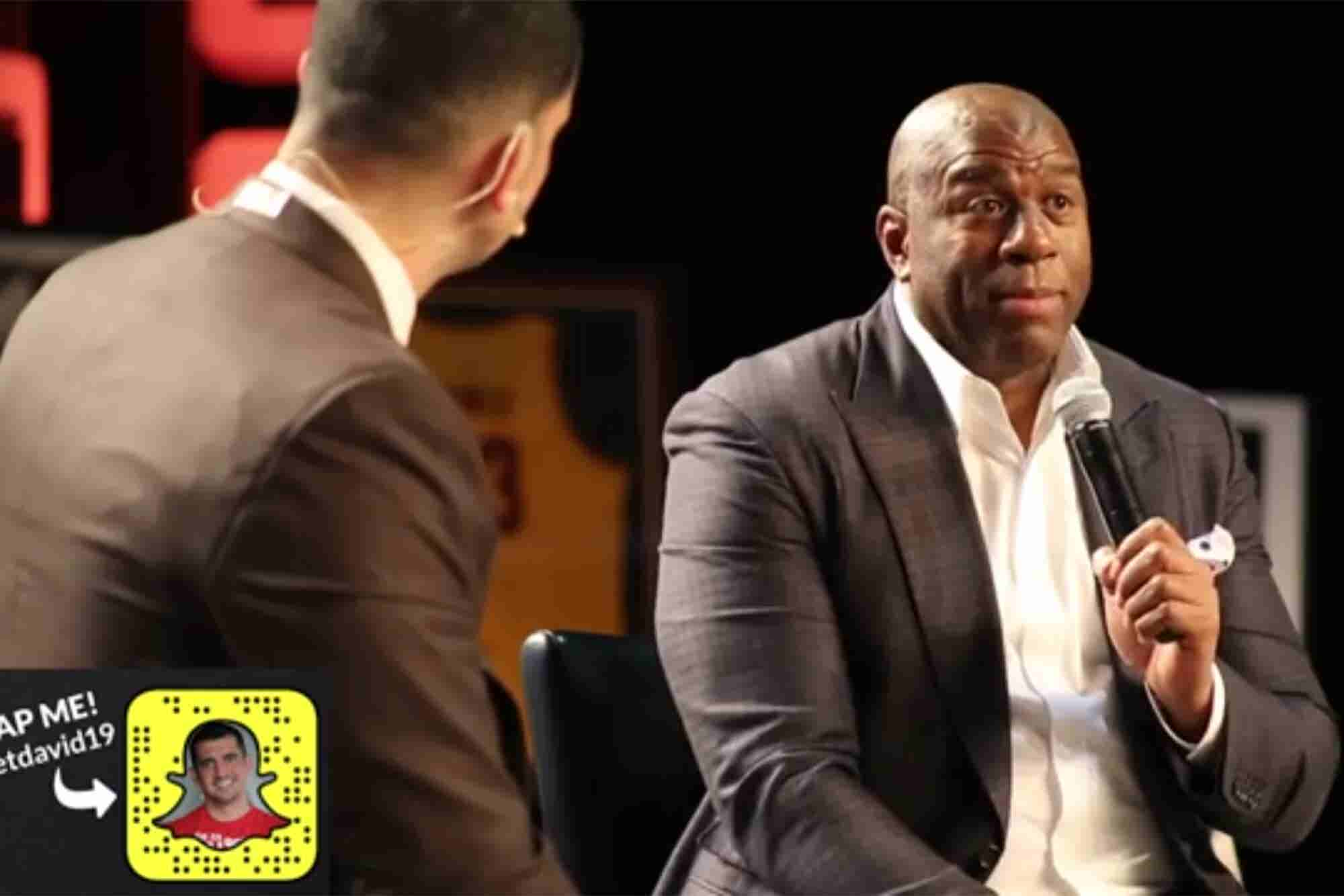 Business Lessons You Can Learn From Magic Johnson