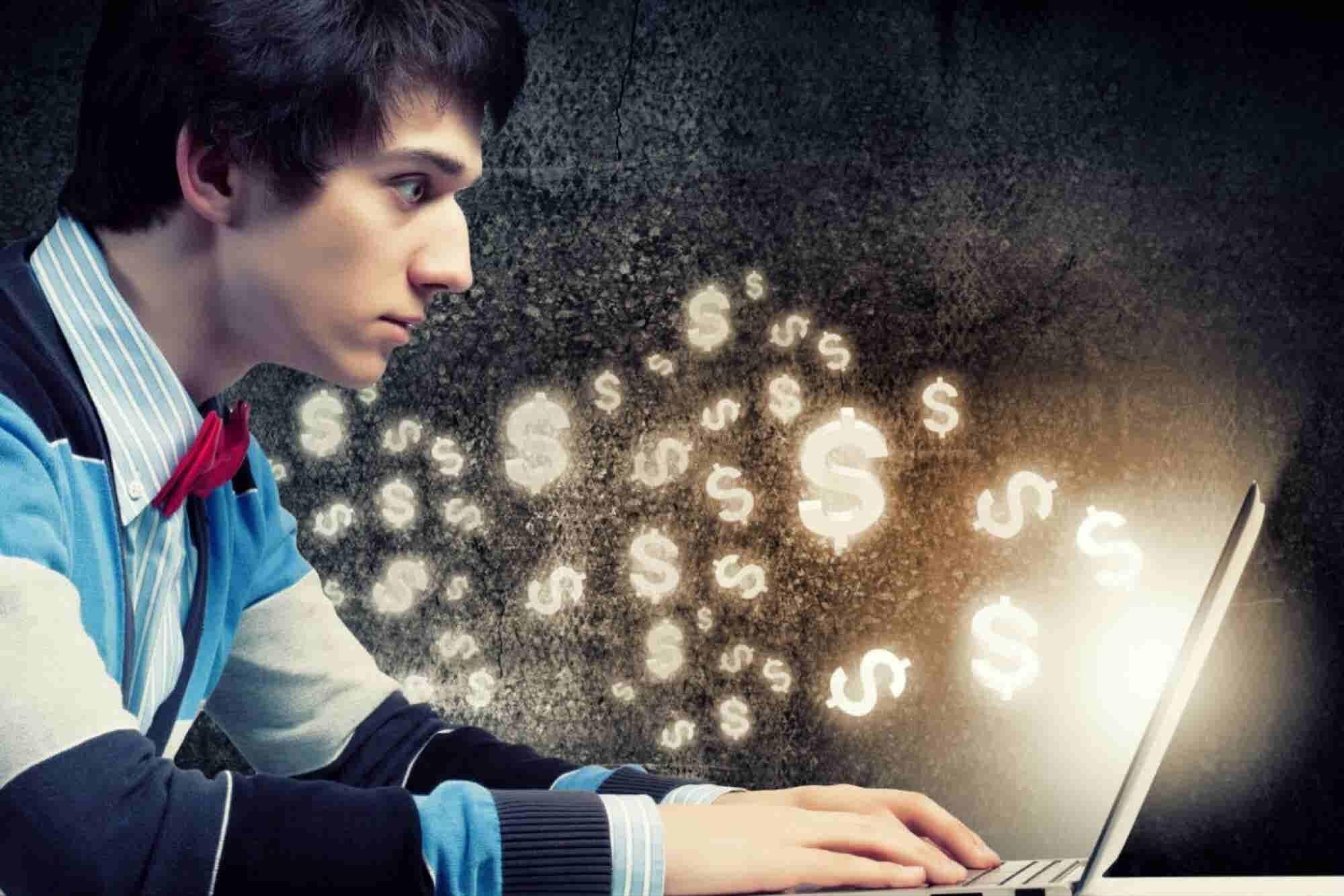 Cómo ganar dinero en Internet sin ser estafado