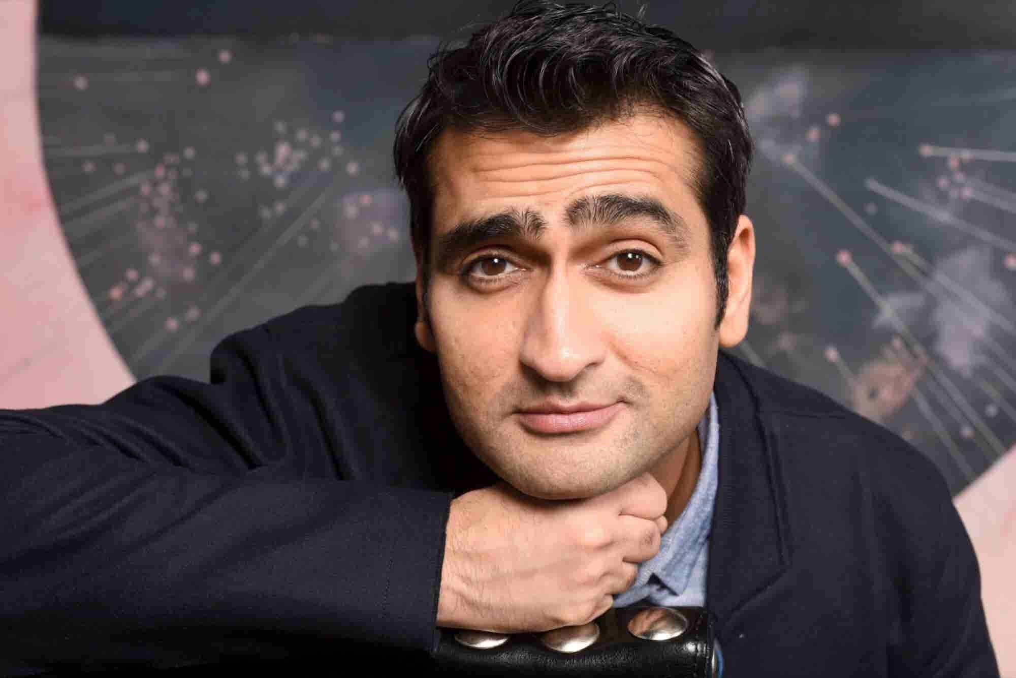Silicon Valley's' Kumail Nanjiani on Never Playing It Safe