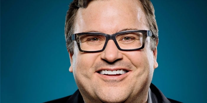 Reid Hoffman: To Successfully Grow A Business, You Must 'Expect Chaos'