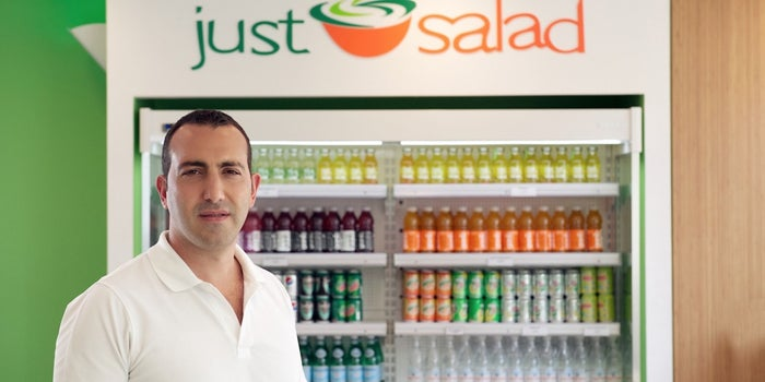 Marj Group's Namir Hourani On Bringing New York City Concept Just Salad To The UAE