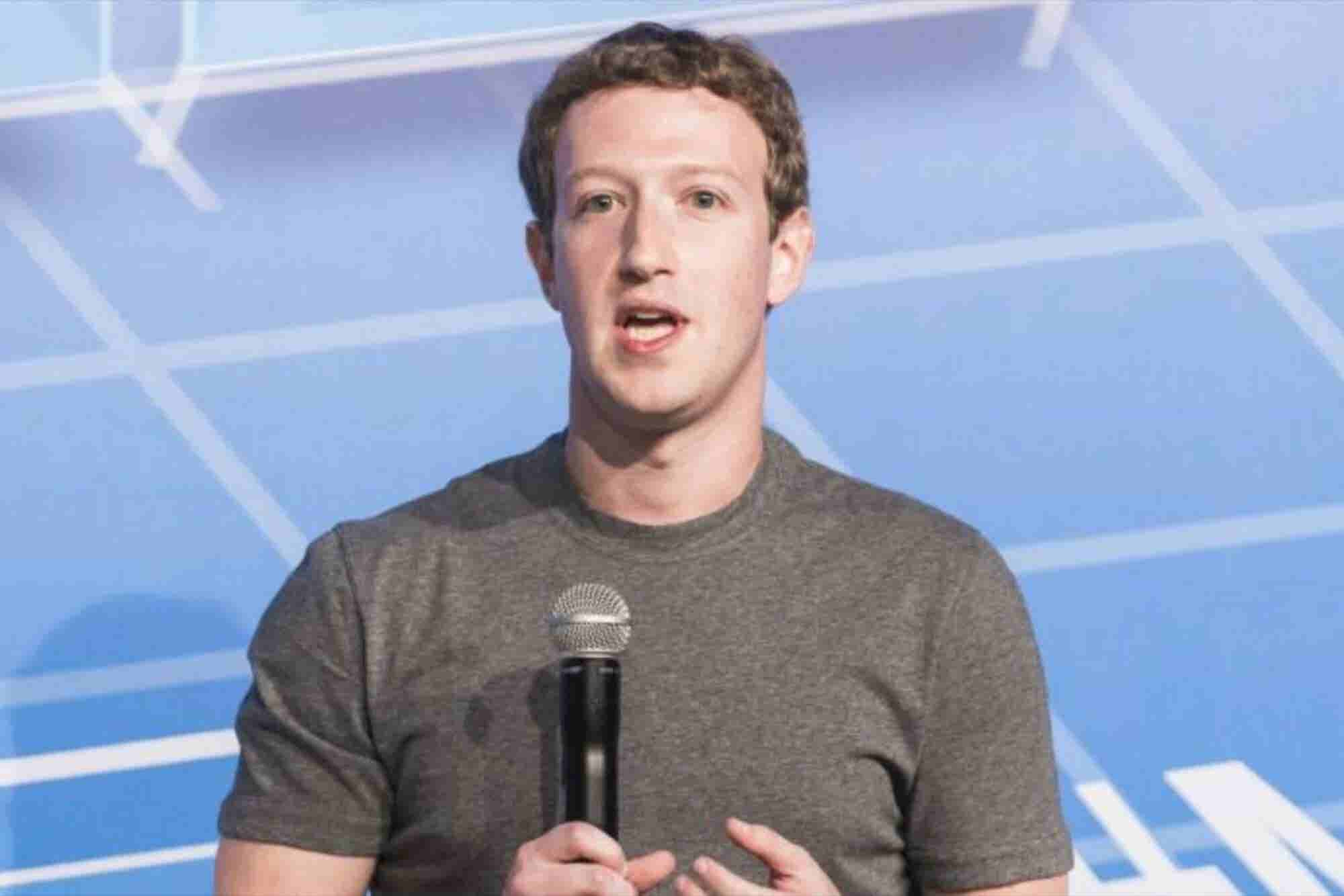 Why Mark Zuckerberg Recently Warned Entrepreneurs Against Chasing 'Eureka!' Moments