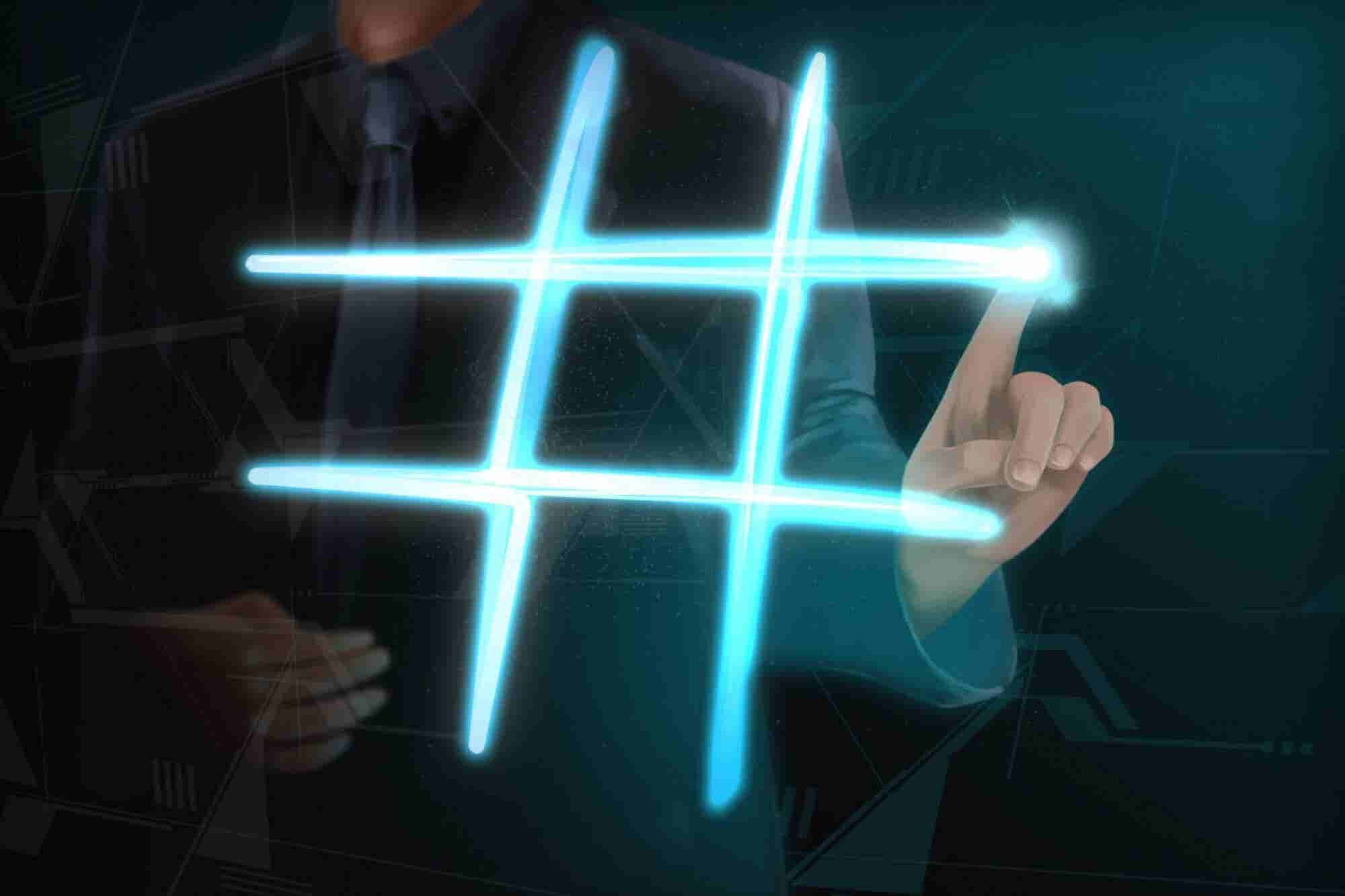 Profitable or Popular? Make Hashtags Work for You.