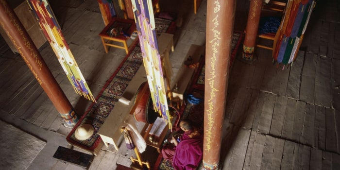 5 Things I Learned About Business From an Asian Monastery