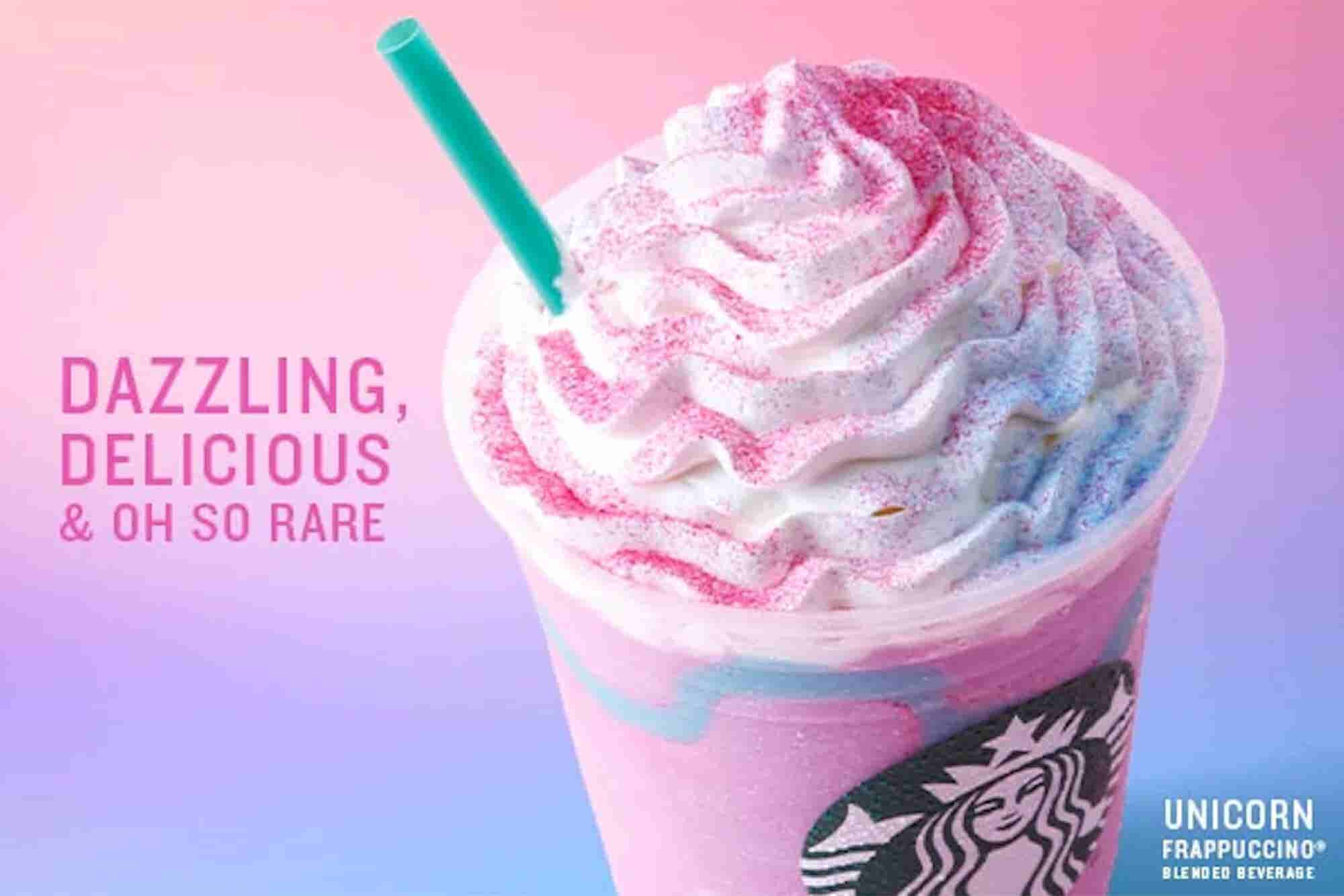 Starbucks Barista Serves Up Viral Unicorn Frappucino Rant