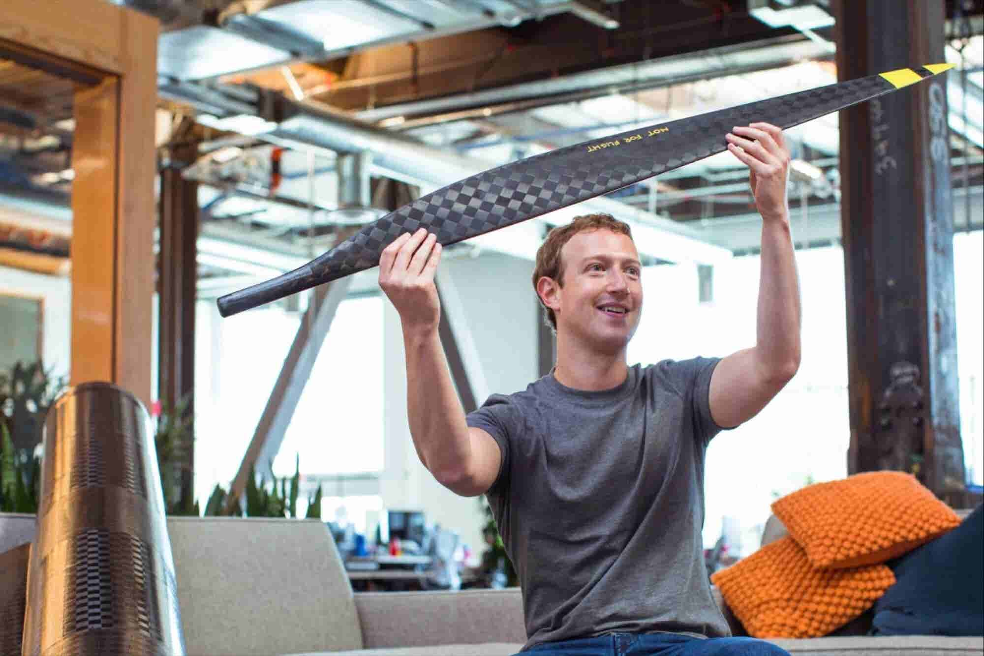 Mark Zuckerberg's Quest to Kill the Smartphone Could Have Some Scary Side Effects