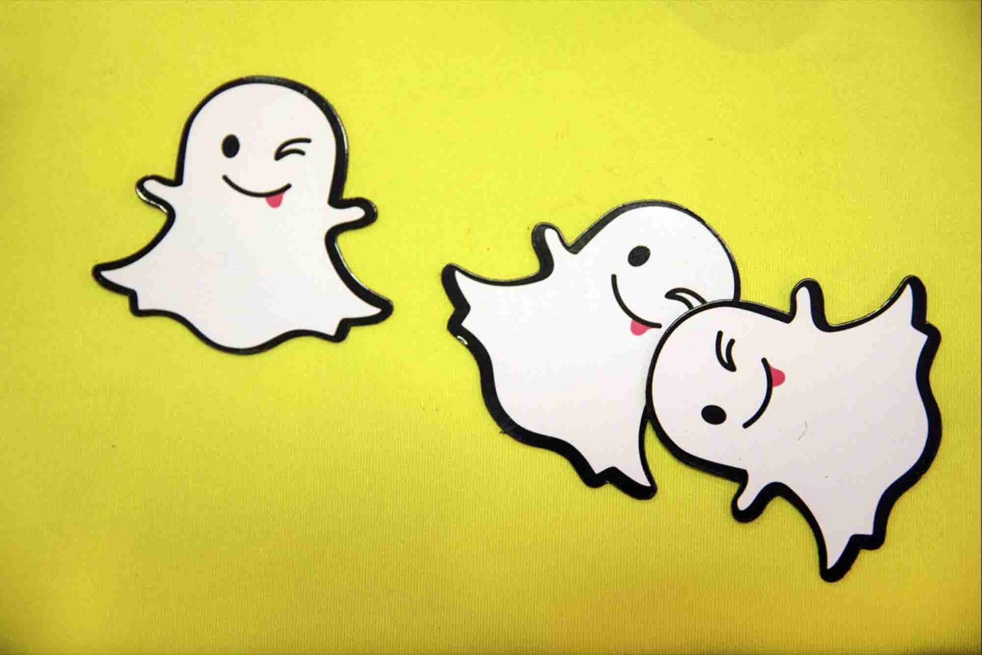 Snapchat Can Now Track Foot Traffic for Its Advertisers