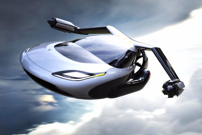 Here S How People Really Feel About Flying Cars