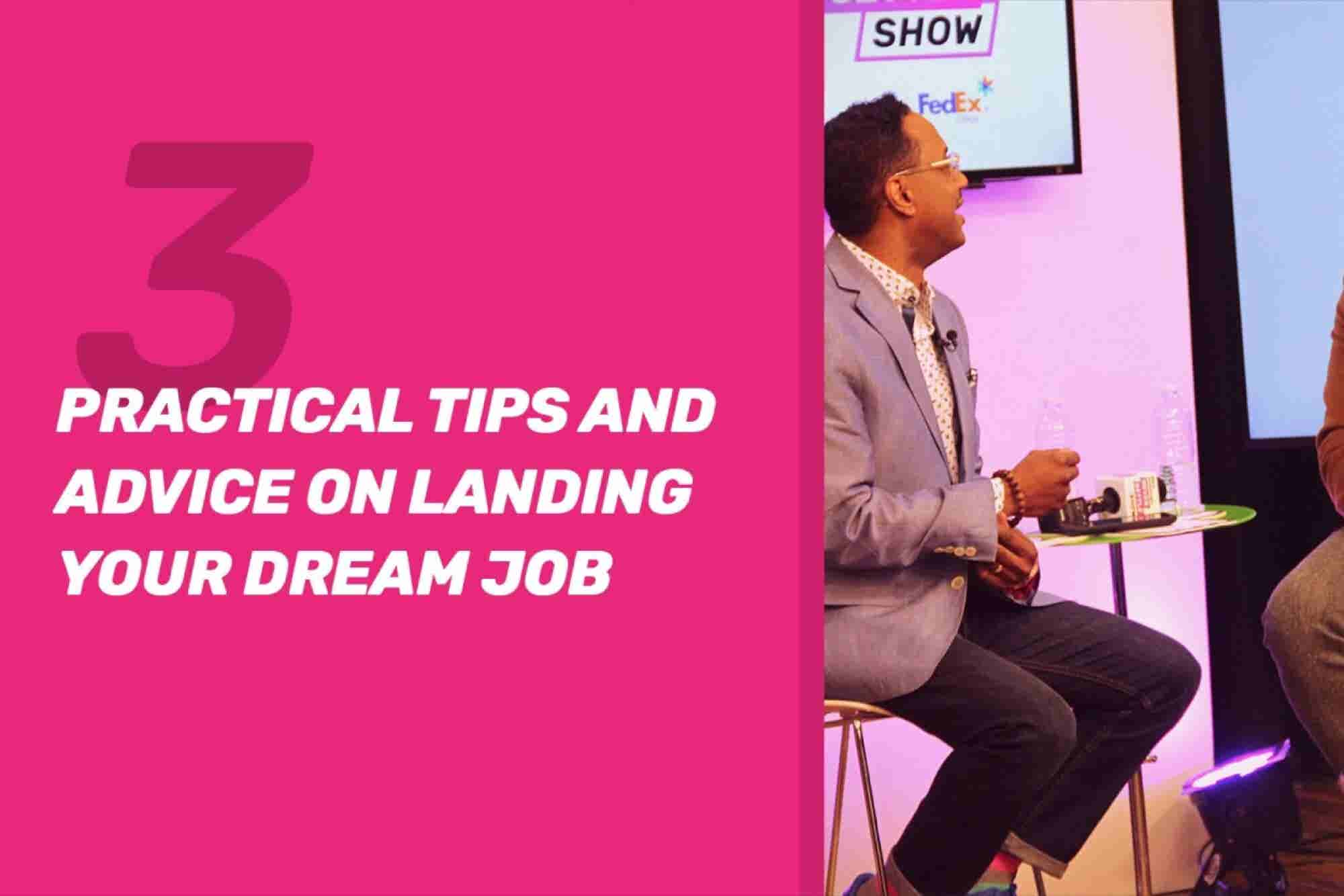 Watch 'The Never Settle Show' Ep. 3: Pursuing Your Childhood Dream