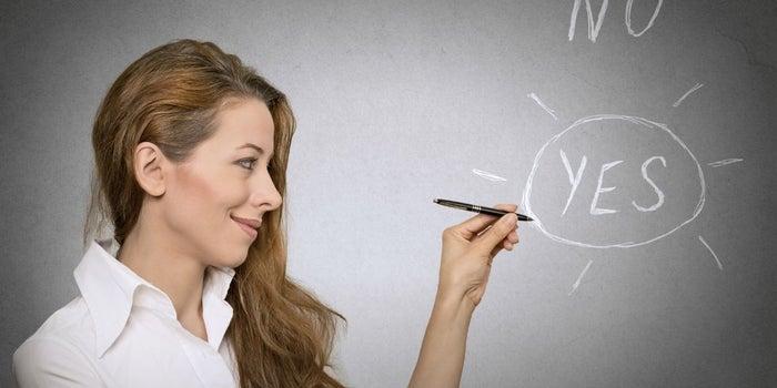 5 formas de convertir un 'no' en un 'sí'
