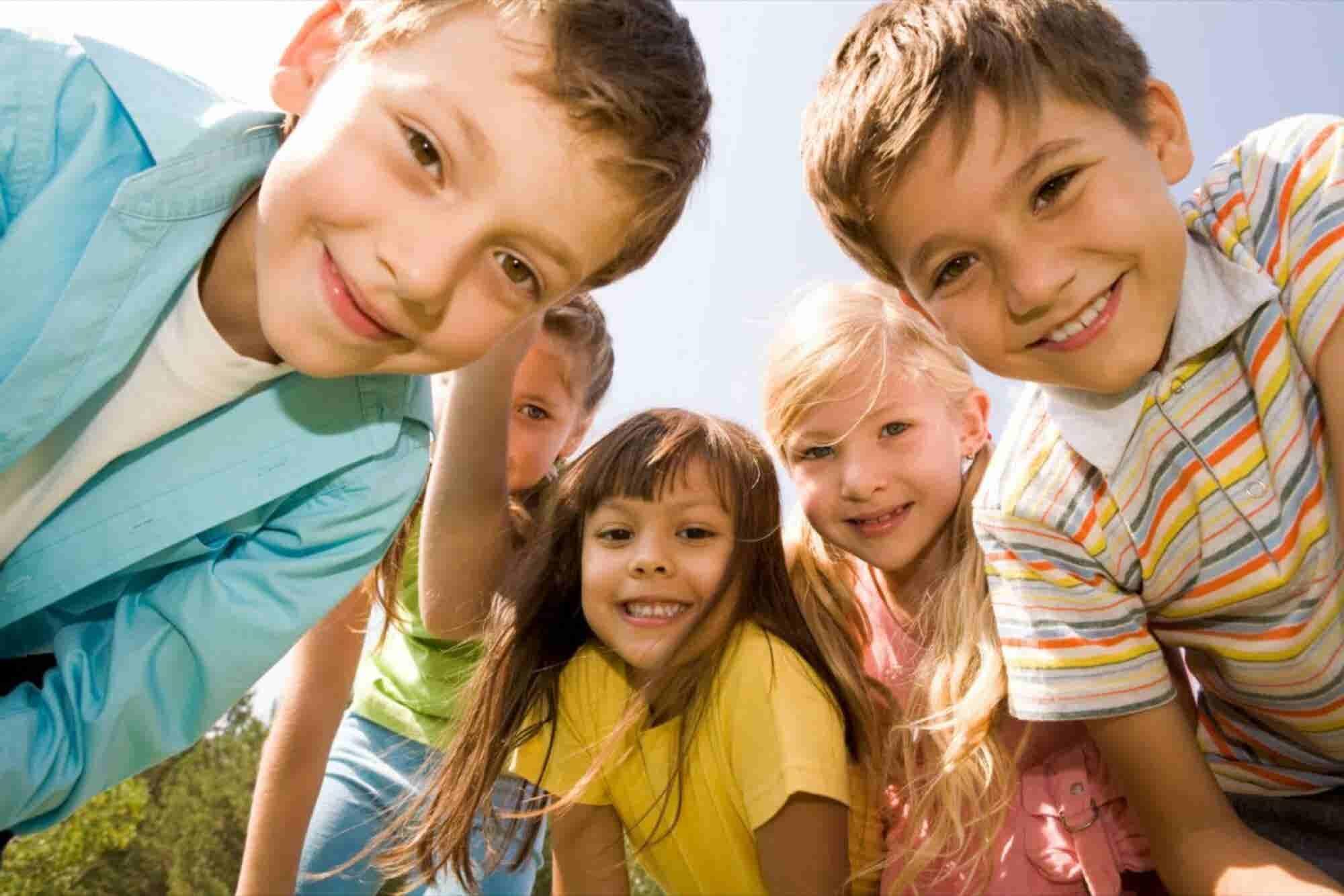 10 cosas que debes aprender de los niños