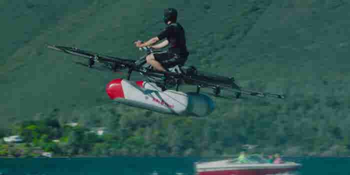 Check Out This Larry Page-Backed Flying Car in Action
