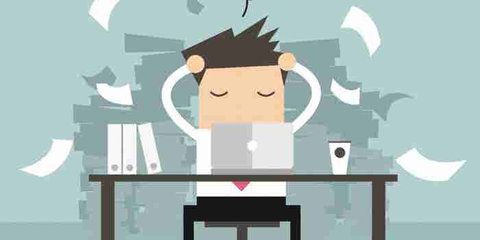 The Impact Of Chronic Work Stress On Your Employees