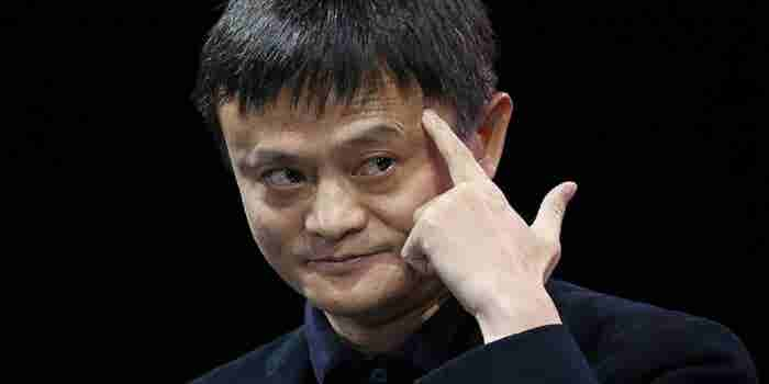 Machines Should Only Do What Humans Cannot: Jack Ma