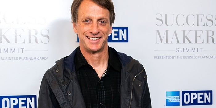 Skateboarding Legend Tony Hawk's 3 Tips to Take Your Business to New Heights