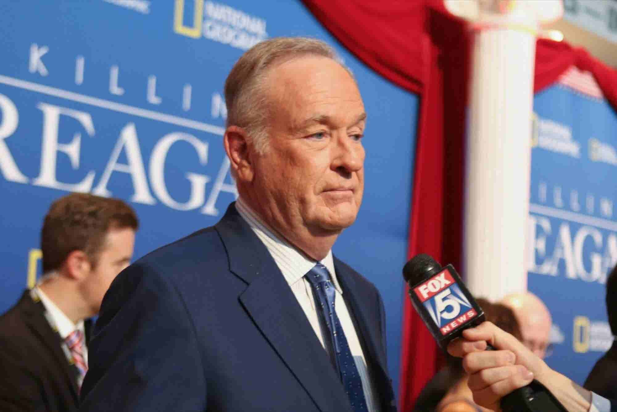 Killing Bill: The Demise of Bill O'Reilly at Fox News