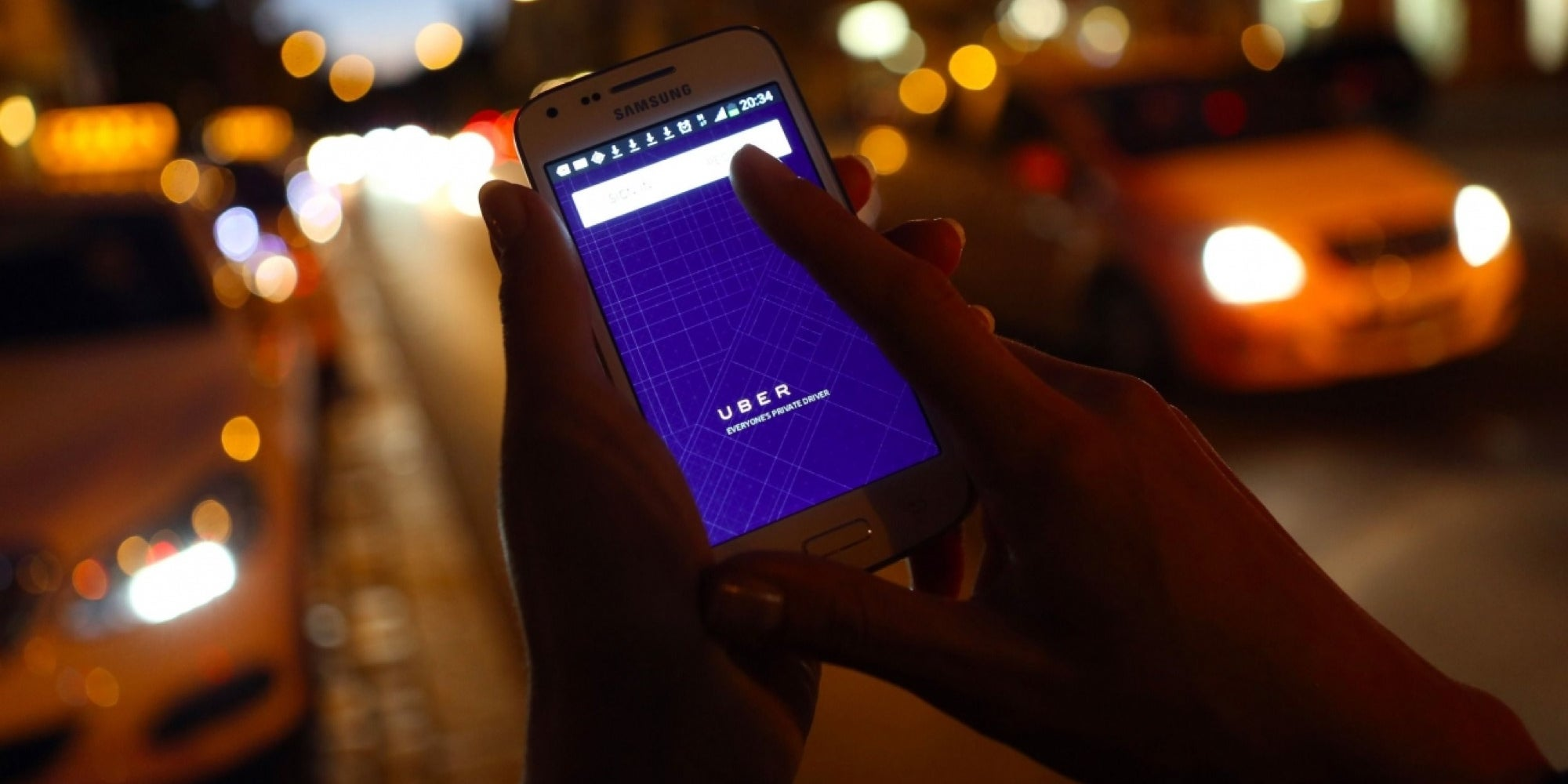 8 Times Uber Has Tracked People