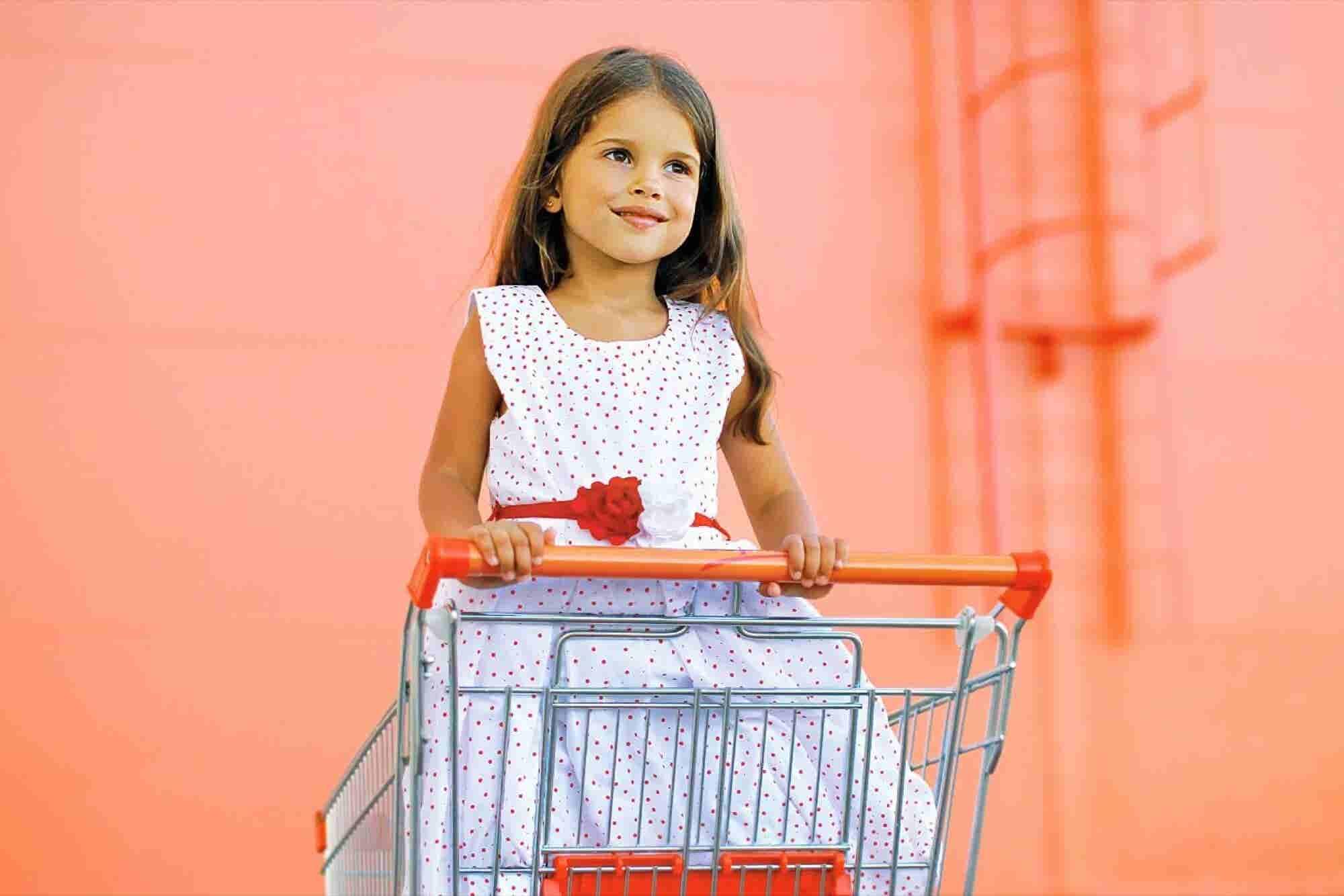 4 razones para incluir a los niños en tu estrategia de marketing